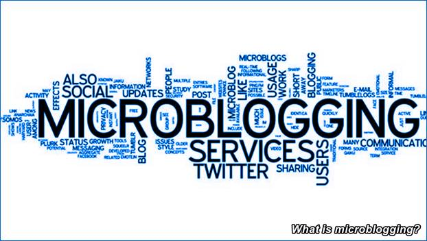 what-is-microblogging